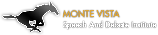 Mone Vista Speech And Debate Institute
